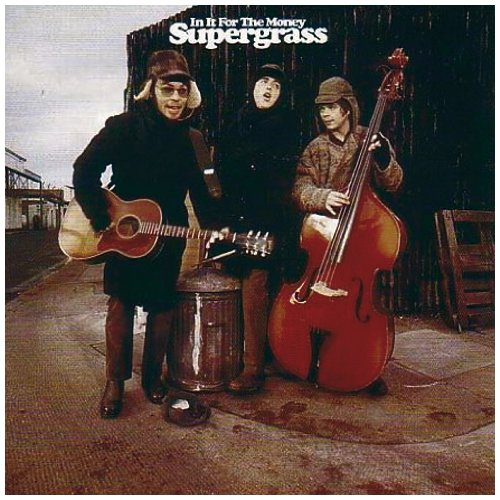 Supergrass Late In The Day cover art