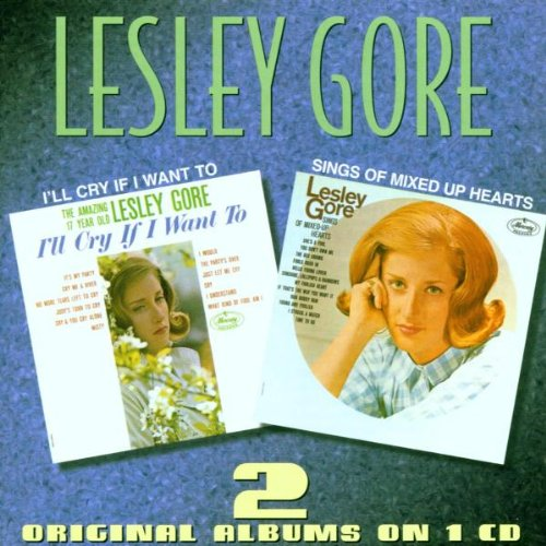 Lesley Gore It's My Party cover art