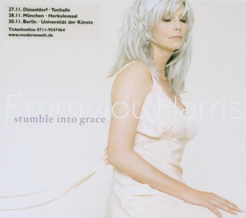 Emmylou Harris Here I Am cover art