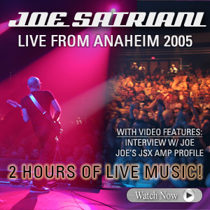 Joe Satriani Sleepwalk cover art