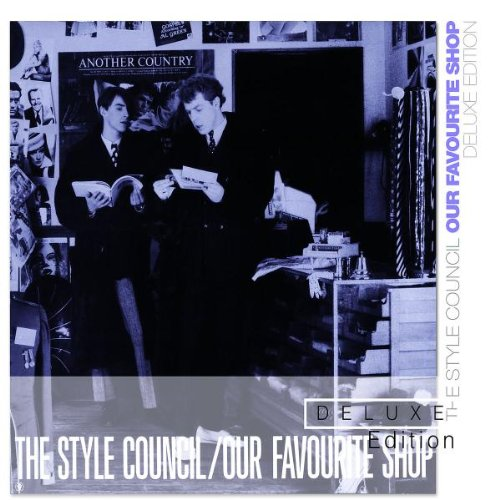 The Style Council Walls Come Tumbling Down cover art