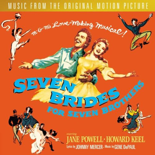 Johnny Mercer Bless Yore Beautiful Hide (from 'Seven Brides For Seven Brothers') cover art