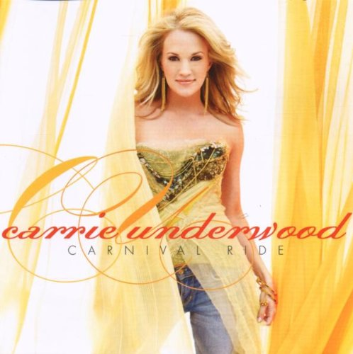 Carrie Underwood All-American Girl cover art