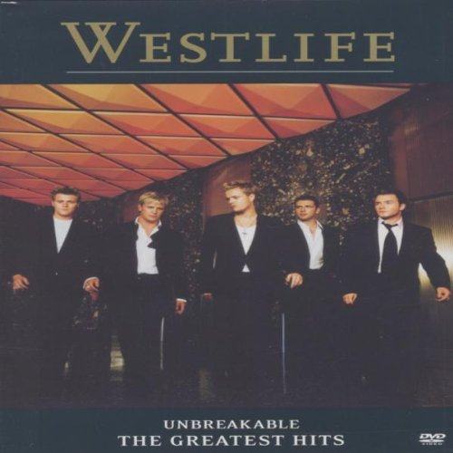 Westlife How Does It Feel cover art
