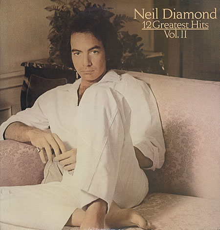Neil Diamond Love On The Rocks (from The Jazz Singer) cover art