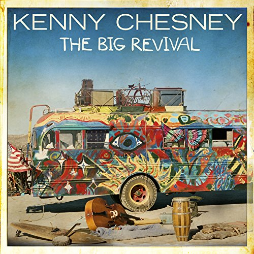 Kenny Chesney Til It's Gone cover art