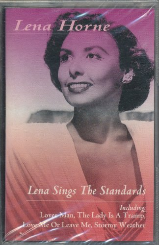 Lena Horne Love Me Or Leave Me cover art