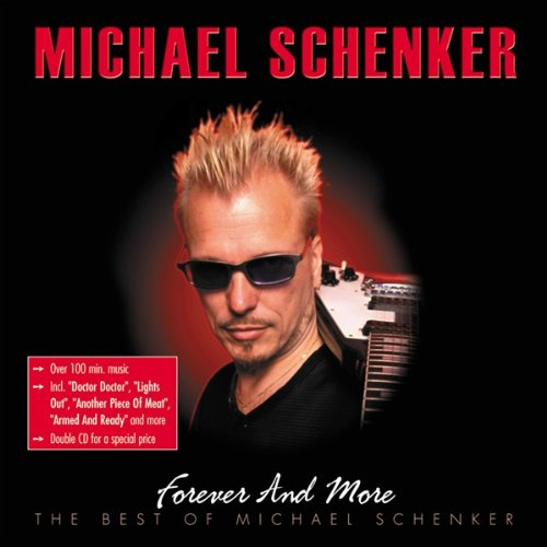Michael Schenker Are You Ready To Rock cover art