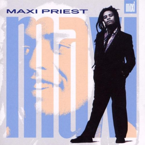 Maxi Priest Wild World cover art