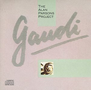 The Alan Parsons Project Paseo De Gracia cover art