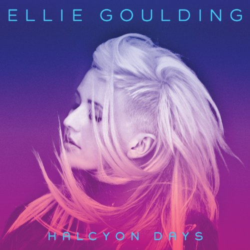 Ellie Goulding Burn cover art