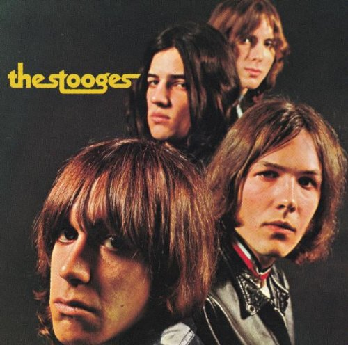 The Stooges I Wanna Be Your Dog cover art