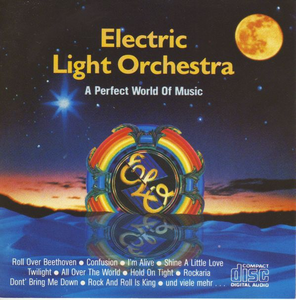 Electric Light Orchestra All Over The World cover art