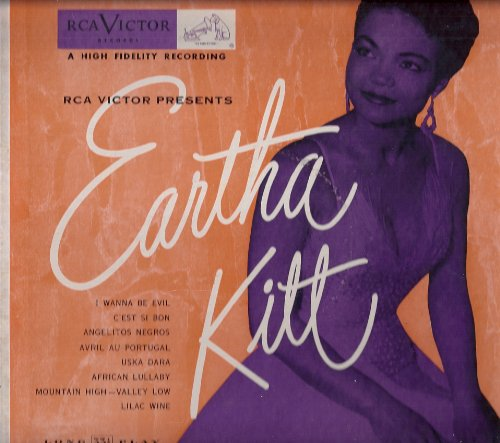 Eartha Kitt C'est Si Bon (It's So Good) cover art