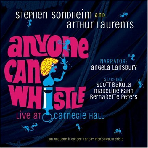 Stephen Sondheim Everybody Says Don't cover art
