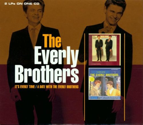 The Everly Brothers So Sad (To Watch Good Love Go Bad) cover art