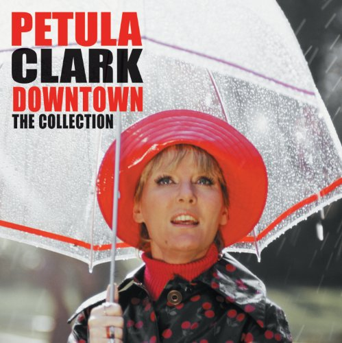 Petula Clark Downtown cover art