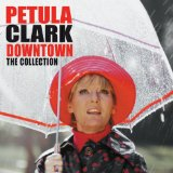 Downtown sheet music by Petula Clark