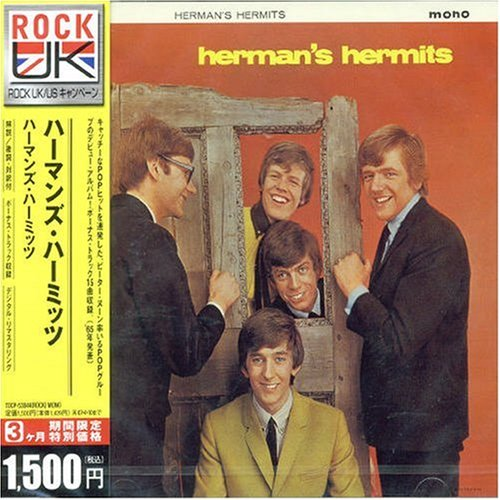 Herman's Hermits I'm Into Something Good cover art