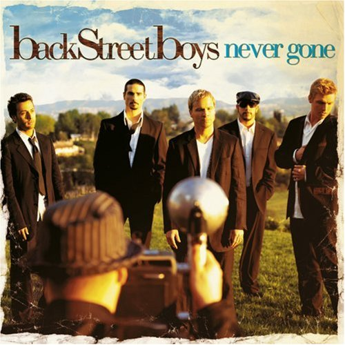 Backstreet Boys Safest Place To Hide cover art
