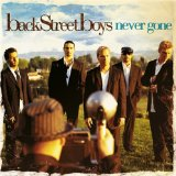 Never Gone sheet music by Backstreet Boys