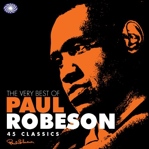 Paul Robeson Little Man You've Had A Busy Day cover art