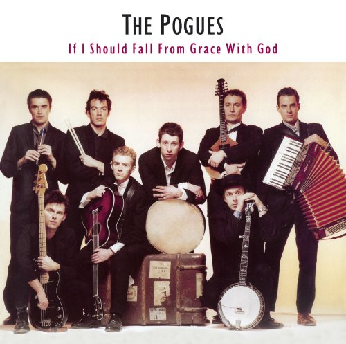 The Pogues & Kirsty MacColl Fairytale Of New York (arr. Christopher Hussey) cover art