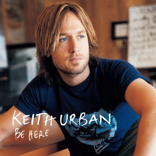 Keith Urban Days Go By cover art