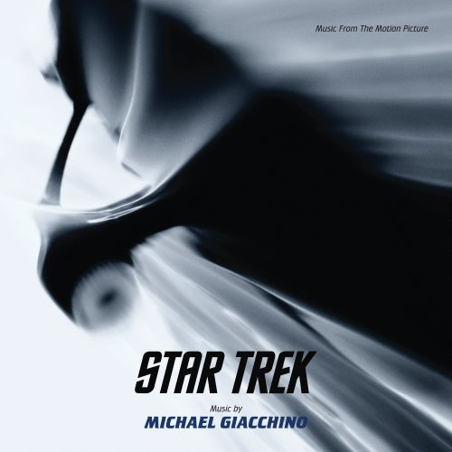 Michael Giacchino Star Trek cover art