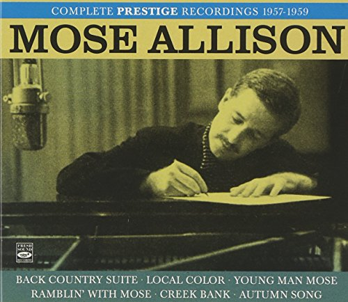 Mose Allison If You Live cover art
