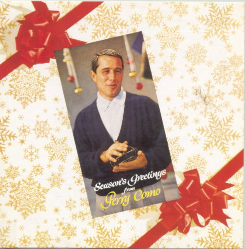Perry Como (There's No Place Like) Home For The Holidays (arr. Mark Brymer) cover art