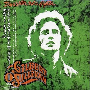 Gilbert O'Sullivan Get Down cover art