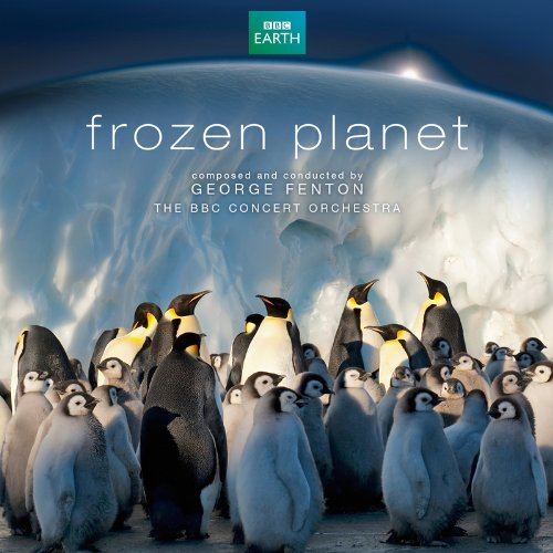 George Fenton Frozen Planet, The North Pole cover art