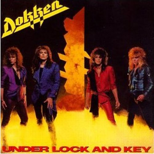 Dokken Unchain The Night cover art