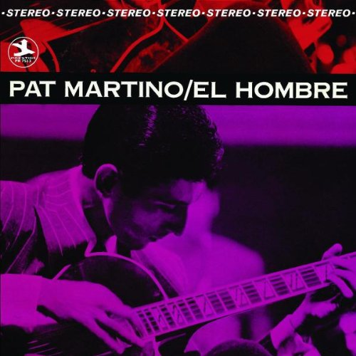 Pat Martino Just Friends cover art