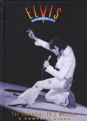 Elvis Presley Rags To Riches cover art