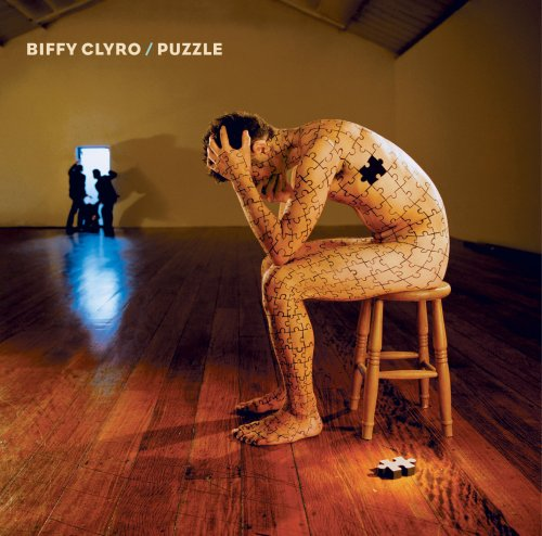 Biffy Clyro Living Is A Problem Because Everything Dies cover art