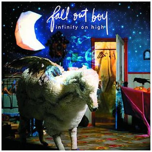 Fall Out Boy This Ain't A Scene, It's An Arms Race cover art