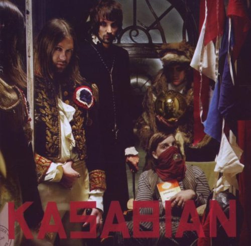 Kasabian Fire cover art