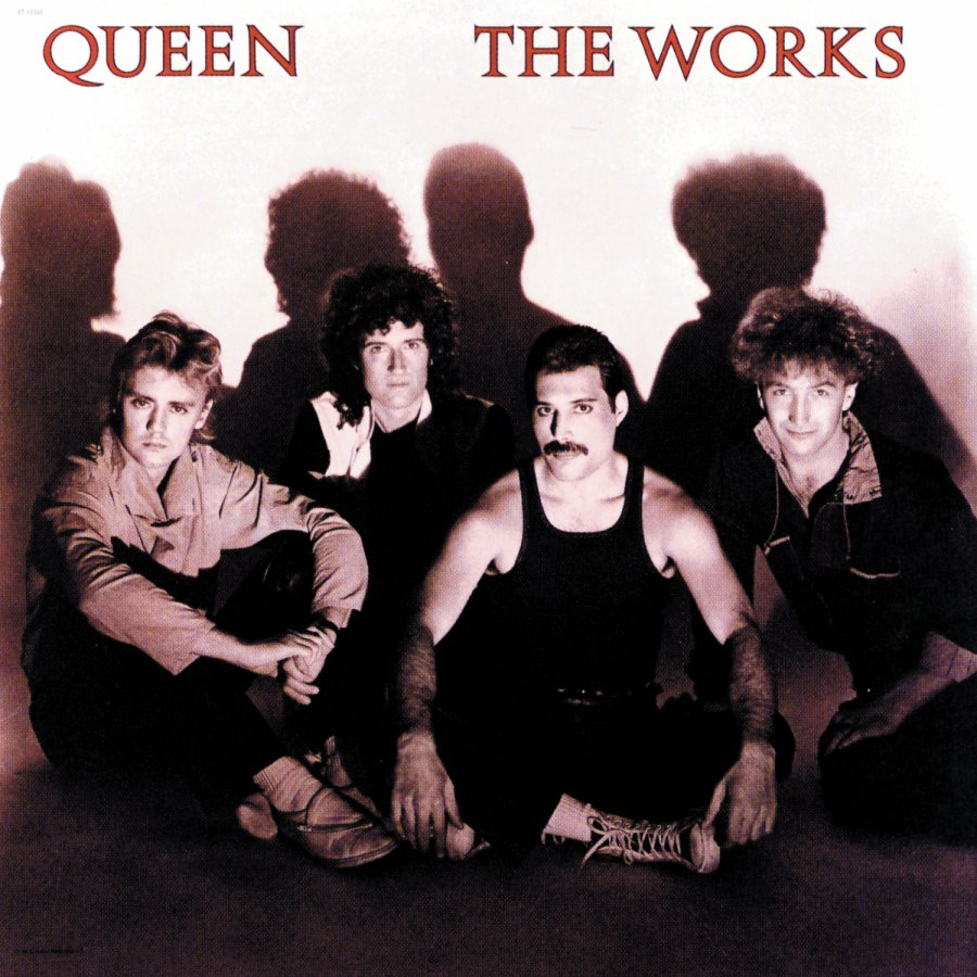 Queen It's A Hard Life cover art