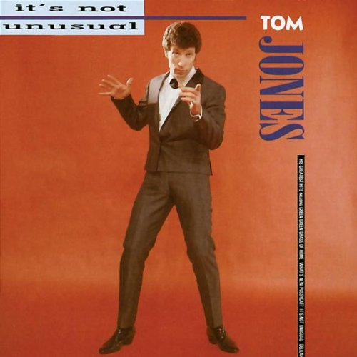 Tom Jones I'm Coming Home cover art
