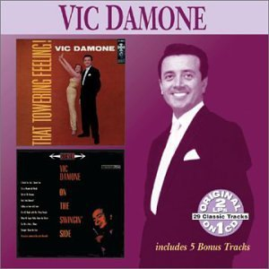 Vic Damone An Affair To Remember (Our Love Affair) cover art