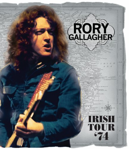 Rory Gallagher I Fall Apart cover art
