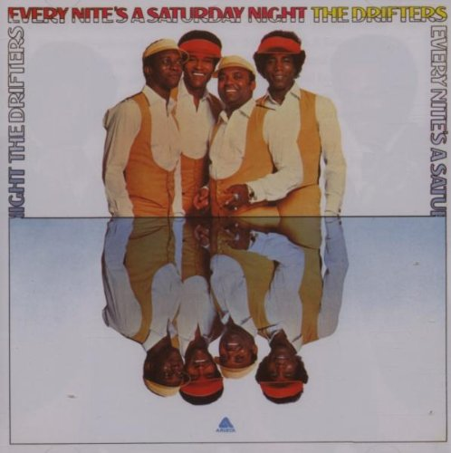 The Drifters Every Nite's A Saturday Night With You cover art