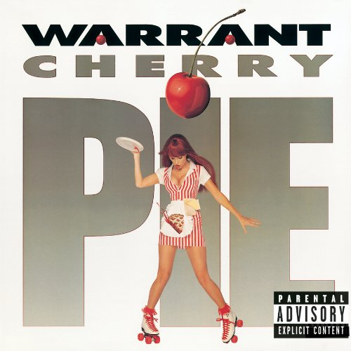 Warrant Cherry Pie cover art