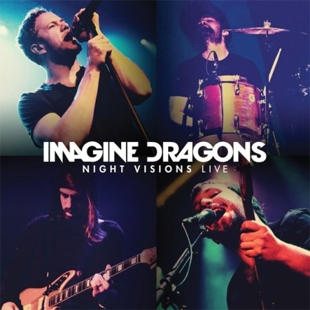 Imagine Dragons Rocks cover art