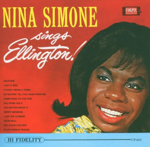 Nina Simone Solitude cover art