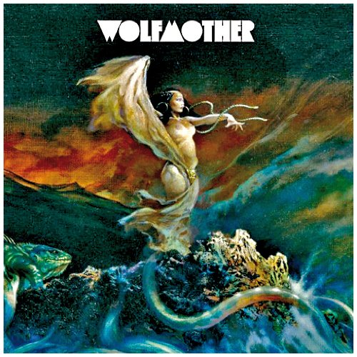 Wolfmother Joker & The Thief cover art