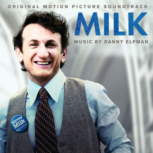 Danny Elfman Harvey's Last Day (from Milk) cover art