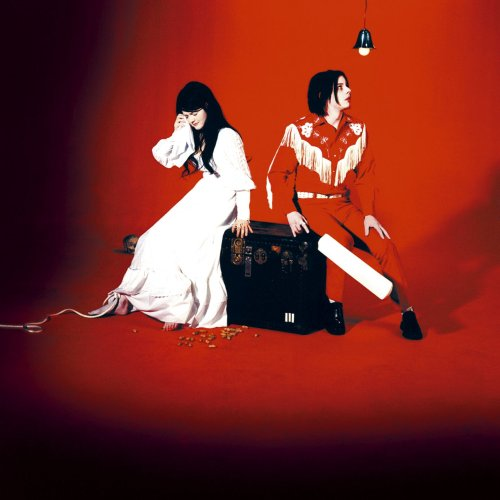 The White Stripes Ball And Biscuit cover art